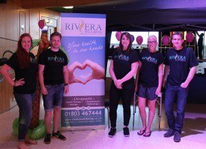 Massage and Sports Therapists from Riviera Wellbeing